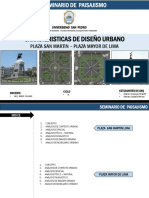 Plaza San Martin - Plaza de Armas