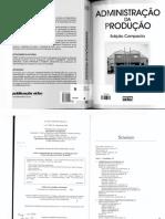Administração Da Produção Edição Compacta (Slack)