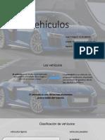 Transito vehiculos de proyecto