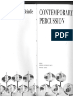 Brindle - Contemporary Percussion