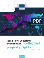 Report on EU Customs Enforcement 2017