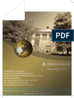 Elektronski List Institut 2015
