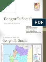 Geografía Social VIII Región de Chile