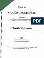 Violao Orquestral COMPLETO