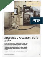 Manual de Industrias Lacteas Capitulo 5 RECOGIDA Y RECEPCION de LECHE
