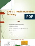 SAP Intro