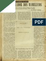 Nicolau, I - Rei Do Paraguai e Dos Mamelucos