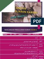 Rancangan Pengajaran tahun 3 P. Islam