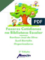E-Book_Silva_Bortolin Os Fazeres Na Biblioteca Escolar