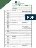 Academic Calendar 1