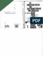 El Proyecticas de Estructuras Metalicas Tomo 1