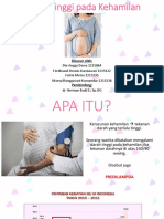 MT Preeklampsia Dan Cuci Tangan