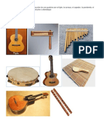 Los Instrumentos Básicos Para La Ejecución de Una Guabina Son El Tiple