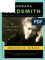 Obsessive Genius, The Inner World of Marie Curie - Barbara Goldsmith.epub