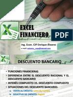 Clase 7 - Excel Financiero