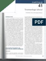CAP 41 Traumatologia Laboral