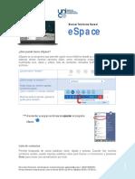 Instructivo Uso SoftPhone ESpace