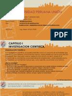 Investigacion II - Semana 1,2