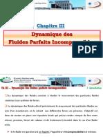 MF - Chapitre III . Dynamique Des Fluides New Ver 2