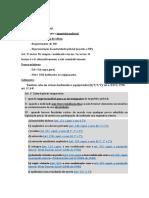 Processo Penal - Prisão Temporária e Preventiva (resumo)
