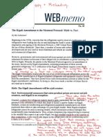LAL Review of CEI Webmemo