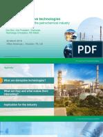 Double Disruptive Technology - Don Bari, IHS Markit