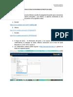 Protocolo Ayuda Plataforma de Prácticas