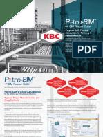 KBC Petro-SIM Refining