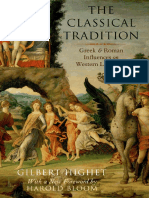 (Galaxy book) Highet, Gilbert-The classical tradition _ Greek and Roman influences on western literature-Oxford University Press (1949).pdf