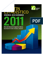 Boletín DGII 2011