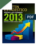 Boletín DGII 2013
