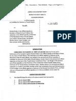 LaFleur Lawsuit