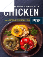 The Nation Loves Cooking With Chicken Celebrate National Chicken Month With 40 Quintessential Family Recipes