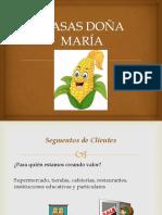 Masas Doña Maria