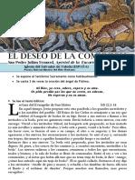 El Deseo de La Comunión (49) HORA SANTA Con San Pedro Julián Eymard.