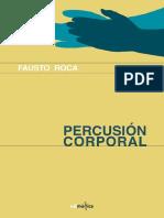 Percusión Corporal