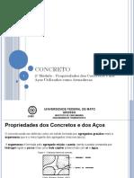 2° Módulo_Propriedades dos concretos e dos aços utilizados como armaduras
