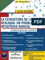 Estructura de La Realidad Curso Carlos Sierra Lechuga