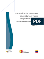 guia anomalias de insercion placentaria