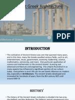 Ancient Greek Architecture