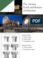 Greek ROMAN3 Architecture