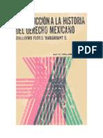 Introduccion a La Historia Del Derecho Mexicano Floris Margadant