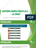 Lácteos Santa Cruz s