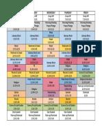 final 1c 2018-19 schedule