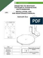 Azimuth Eco Manual
