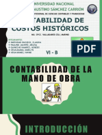 Monografia de Contabilidad de Costos Históricos