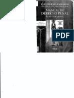 Fragmento Ppios - Manual Derecho Penal-Zaffaroni