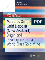 (SpringerBriefs in World Mineral Deposits) Dave Craw, Doug MacKenzie (auth.)-Macraes Orogenic Gold Deposit (New Zealand.pdf