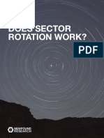 Does Sector Rotation Work