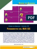 Lección 10 Fundamentos Del BUS I2C